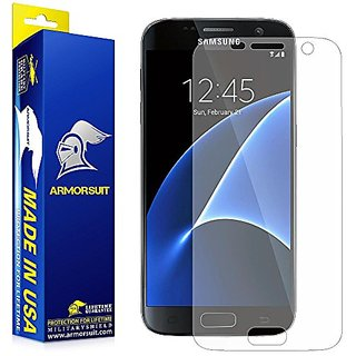 ArmorSuit MilitaryShield - Samsung Galaxy S7 Matte Screen Protector - Anti-Glare / Anti-Fingerprint & Anti-Bubble Shield