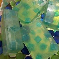 Puro Body & Soul Blue Ice Soap 100GM