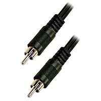 Vanco RR12X RCA Male Plug To RCA Male Plug (12 Feet)