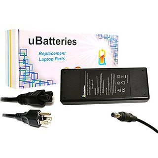 UBatteries Laptop AC Adapter Charger HP Pavilion dv2035la dv2040ca dv2088xx dv2100CTO dv2101xx dv2120ca dv2120la dv2120u