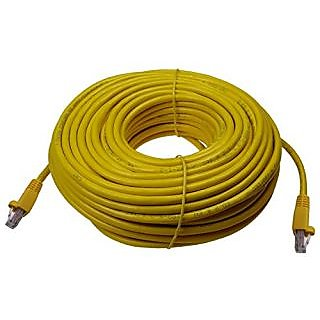 NTW 345-U6A-100YL Cat6 Snagless Unshielded Network Patch Cable