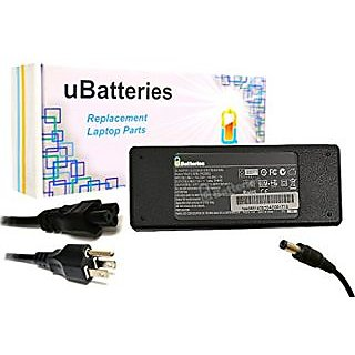 UBatteries Laptop AC Adapter Charger Toshiba Satellite S875-S7376 S955-02C S955D-00N S955D-S5150 S955D-S5374 S955-S5166