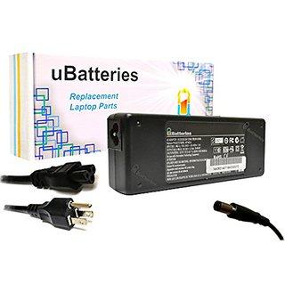 UBatteries Laptop AC Adapter Charger HP Pavilion dv3-4131tx dv3-4140es dv3-4140ss dv3-4150eb dv3-4150ec dv3-4150ed dv3-4