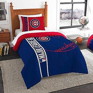 Northwest Chicago Cubs MLB Twin Comforter Set