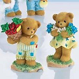 Cherished Teddies - Jimmy And Akaila