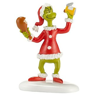 Department 56 Grinch Villages The Last Can of Who Hash Village Accessory, 2.75-Inch