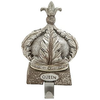 Plutus Brands Glittering Queen Stocking Holder