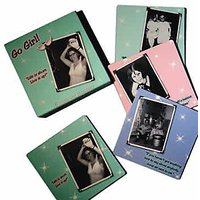Go Girl Coasters