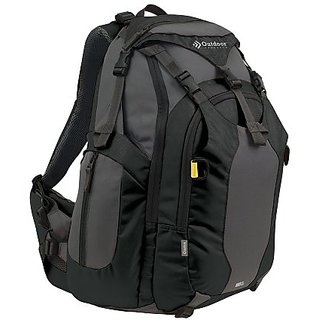 Outdoor Products Gama Internal Frame Technical Pack, Black,