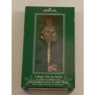 Hallmark a Magic Key for Santa 2003