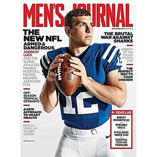 Mens Journal Magazine September 2014