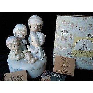 Peace On Earth musical figurine pm 109746