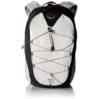 Osprey Packs Rev 24 Hydration Pack, Cirrus Grey, Medium/Large,Medium/Large