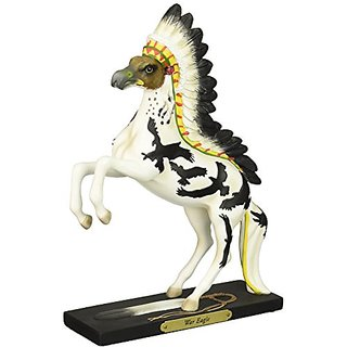 Enesco Trail Of Painted Ponies War Eagle Figurine, 10.8