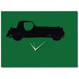 Cartoonpur Vintage Sports Car Wall Clock Design 1