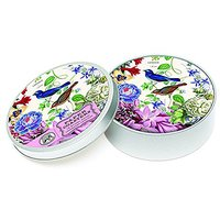 Michel Design Works 12 Count Romance Coasters In Tin, Multicolor