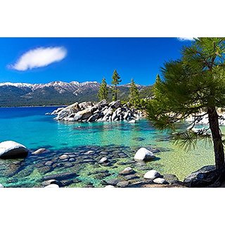 Sand Harbor Beach, Lake Tahoe Nevada - 18