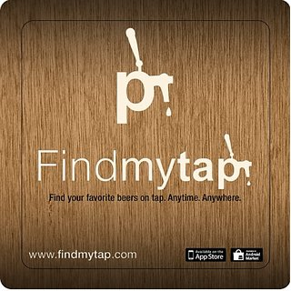 Findmytap Coasters (Pack of 125 Coasters)