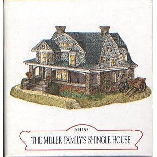 Liberty Falls the Miller Familys Shingle House Ah155