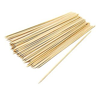 GrillPro 11070 12-Inch Bamboo Skewers