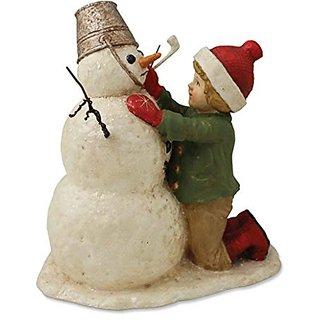 Bethany Lowe TD3084 Christmas Henry Snowman Fun
