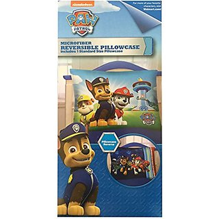 Paw Patrol Reversible Pillowcase