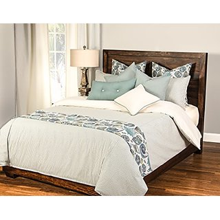 SIS Covers 6-Piece Classic Stripe Duvet Set, California King