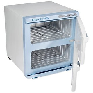 Elite 19115121813 Hot Cabinet Warmer Cabi Plus Salon Equipment, 48 Towels