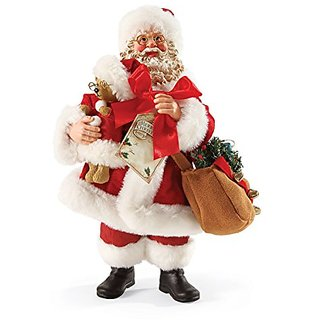 Department 56 Possible Dreams Christmas Santas Stuffed with Love Figurine
