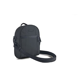 Pacsafe Metrosafe 100 GII Hip and Shoulder Bag, Midnight Blue