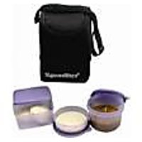 SIGNORAWARE TRIO LUNCH BOX  WITH INSULATED BAG