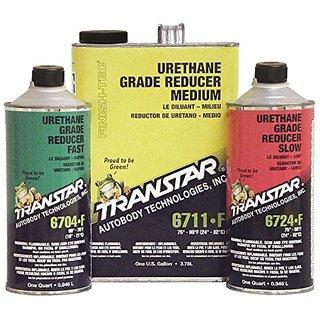 Transtar 6721-F Zero VOC Urethane Grade Reducer - 1 Gallon