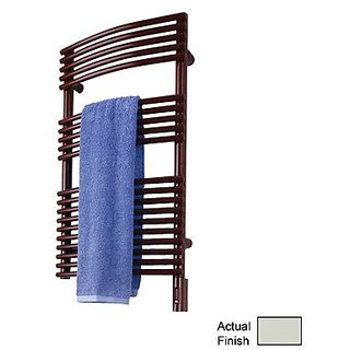 Runtal STRED-5420-6005 Solea Electric Towel Radiator Direct Wire 54-in H x 20-in W Moss Green
