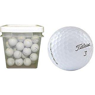 Titleist 50 Ball Bucket Pro V1 Used Golf Balls