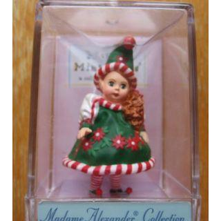 Hallmark Madame Alexander Collection Santas Little Helper 1998