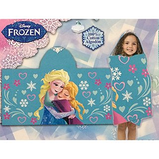 Disney Frozen Princess Hooded Beach Towel