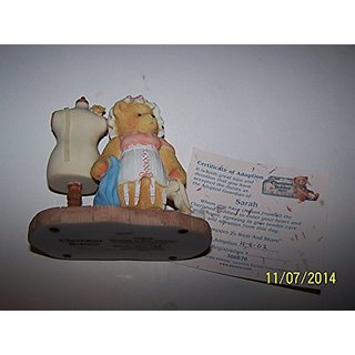 Cherished Teddies Sarah - Memories To Wear And Share 308676
