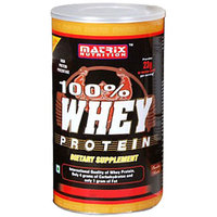 Matrix Nutrition 100% Whey Protein, 1 Kg-Chocolate