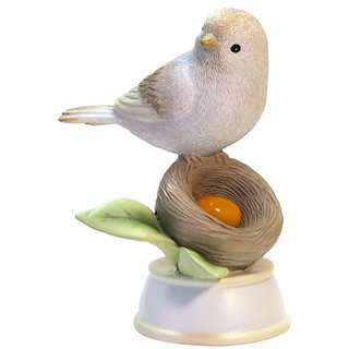 Enesco Life is A Gift Ispgg-fig-birdie-november