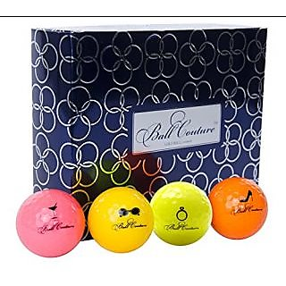 Ball Couture Fashionable Golf Balls for Women- 1dz