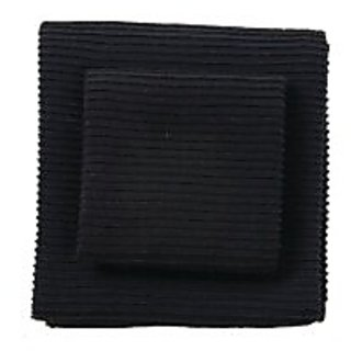 Now Designs Kitchen Towel - Ripple Black