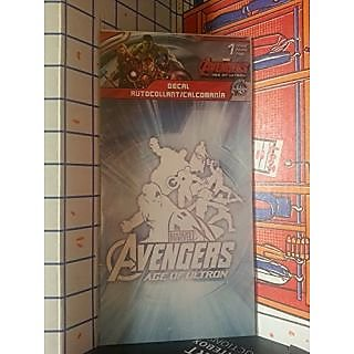 Marvel Avengers Age of Ultron Decal May Loot Crate