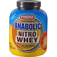 Matrix Nutrition Anabolic Nitro Whey,2 Kg-Chocolate