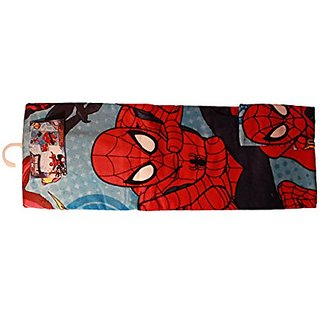 Spiderman 2 Piece Bath Towel and Wash Cloth Set