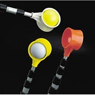 18 Magic Cup Golf Ball Retriever with Extension