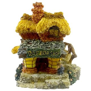 Boyds Bearly-Built Villages - Ted E. Bear Shop - Style # 19001