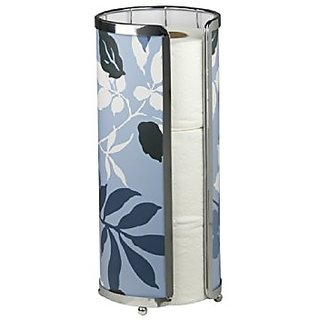 Waverly Bath Tissue Holder, Wind Navy