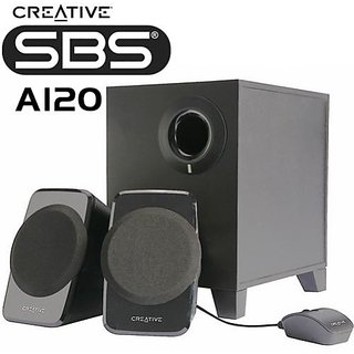 Creative SBS A120 Multimedia Speakers