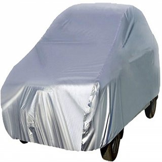 KWID-SILVER CAR BODY COVER