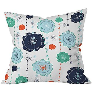 DENY Designs Ali Benyon Suzy Pop Throw Pillow, 26 x 26